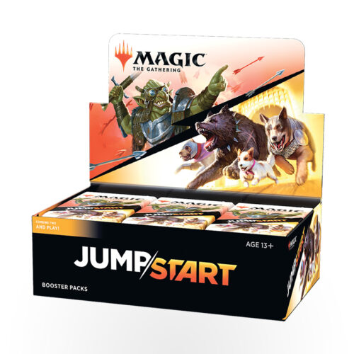 Magic: The Gathering - Core 2021: Jumpstart Booster Box