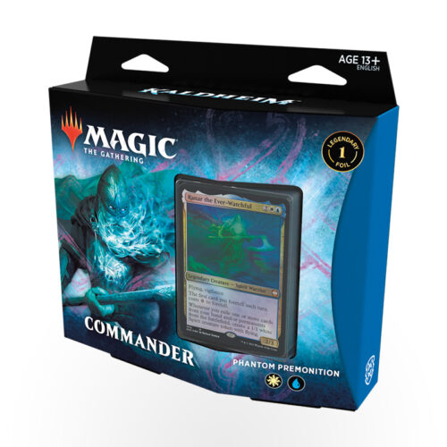 Magic the Gathering: Kaldheim Commander Deck - Phantom Premonition