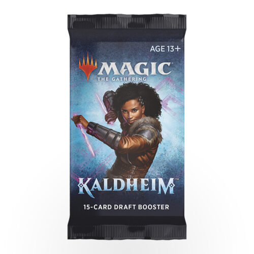 Magic: The Gathering – Kaldheim Draft Booster