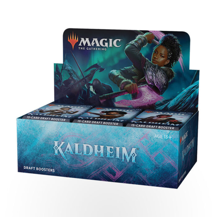 Magic: The Gathering – Kaldheim Draft Booster Box