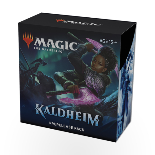 Magic: The Gathering – Kaldheim Prerelease Pack