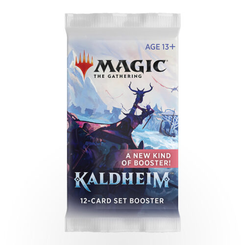 Magic: The Gathering – Kaldheim Set Booster