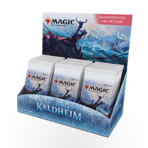 Magic: The Gathering – Kaldheim Set Booster Box