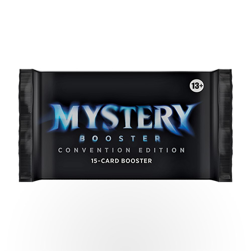 Magic: The Gathering – Mystery Booster (Convention ed. 2021)