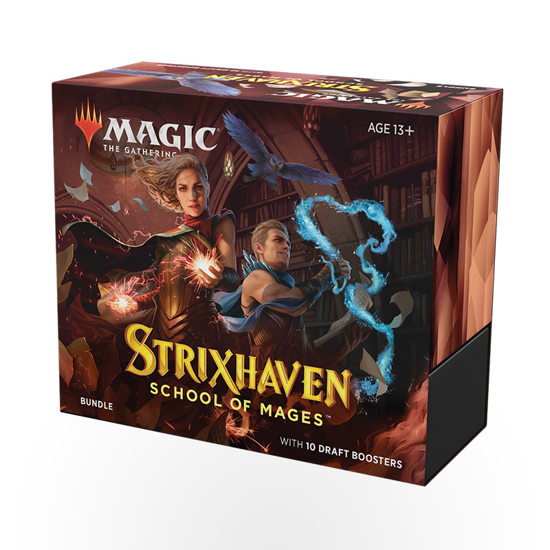 Magic: The Gathering – Strixhaven: School of Mages Bundle