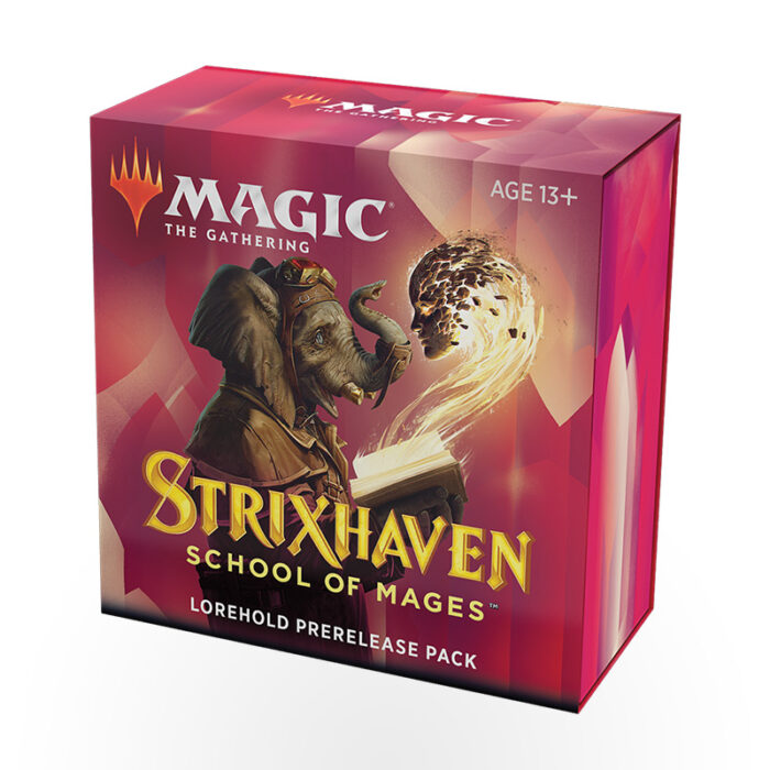Magic: The Gathering – Strixhaven: School of Mages Prerelease Pack – Lorehold