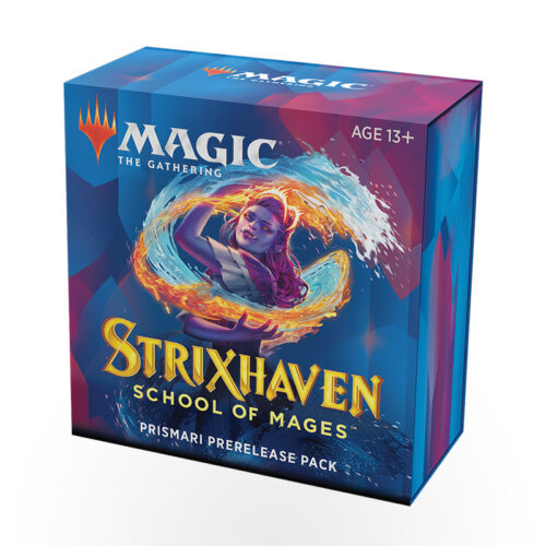 Magic: The Gathering – Strixhaven: School of Mages Prerelease Pack – Prismari
