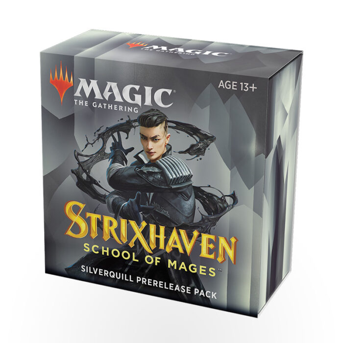 Magic: The Gathering – Strixhaven: School of Mages Prerelease Pack – Silverquill