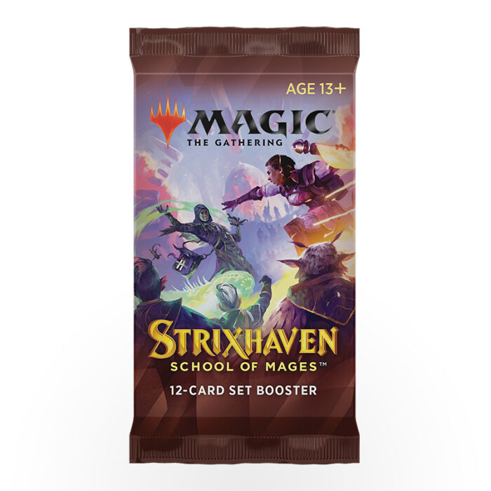 Magic: The Gathering – Strixhaven: School of Mages Set Booster
