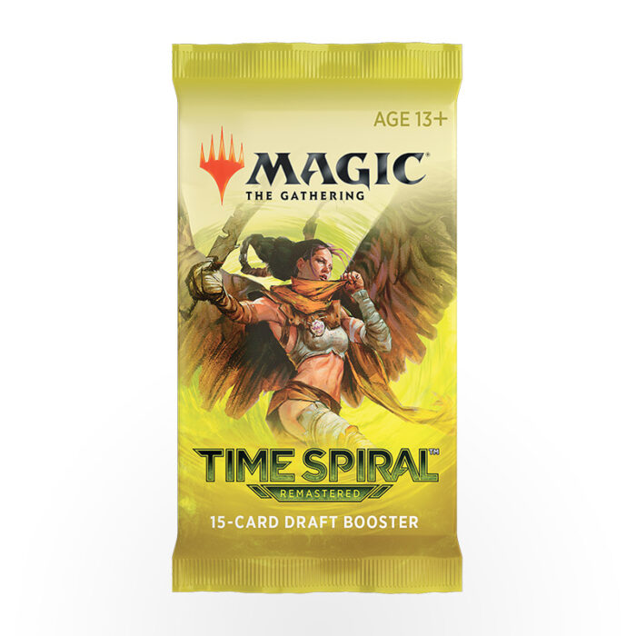 Magic The Gathering - Time Spiral Remastered Draft Booster