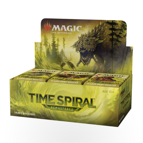 Magic The Gathering - Time Spiral Remastered Draft Booster Box