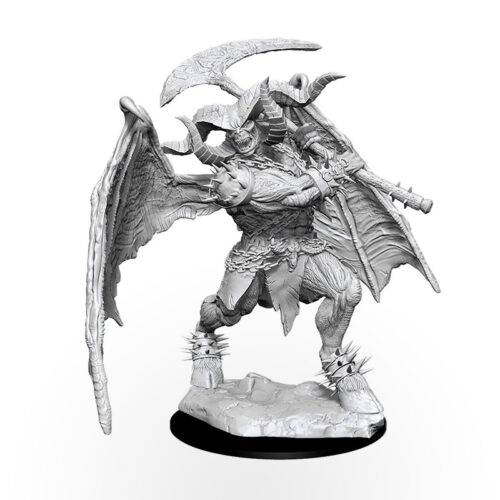 Magic: The Gathering Unpainted Miniatures - Rakdos, Lord of Riots (Demon)