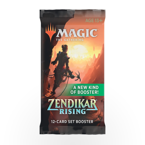 Magic: The Gathering – Zendikar Rising Set Booster