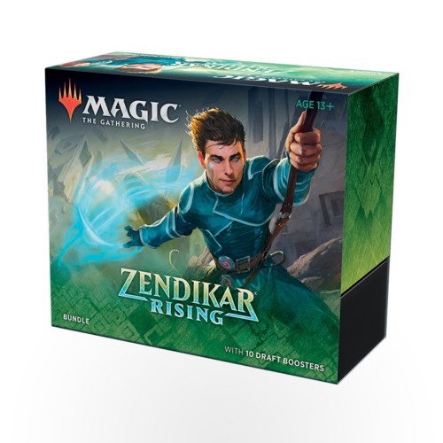 Magic: The Gathering – Zendikar Rising Bundle