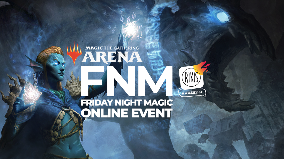 Magic: The Gathering ARENA - FNM: Friday Night Magic online event