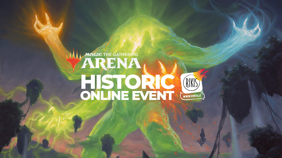 Magic: The Gathering ARENA – Historic online event