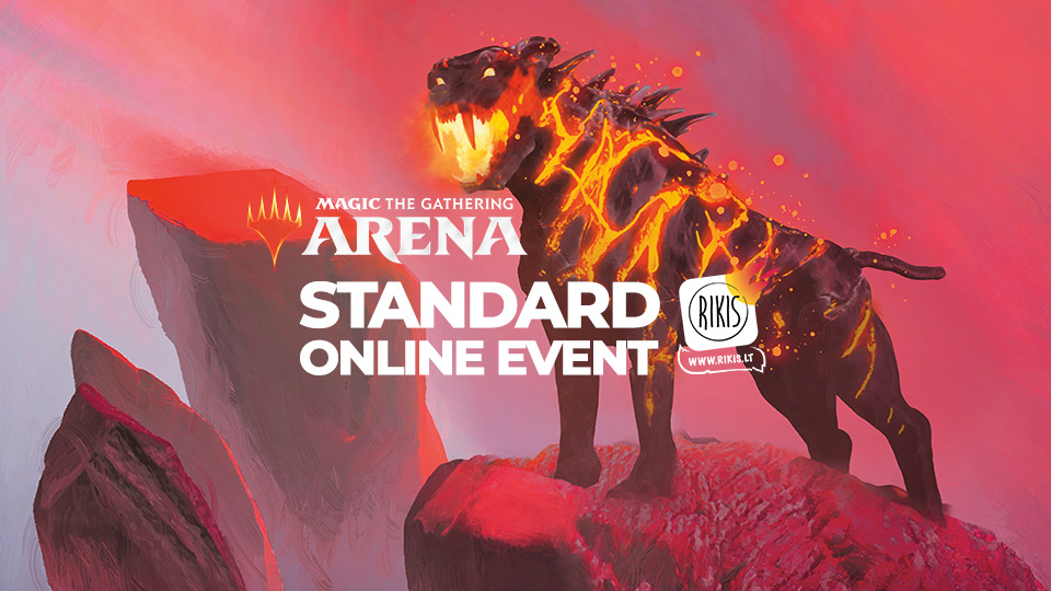 Magic: The Gathering ARENA – Standard online event