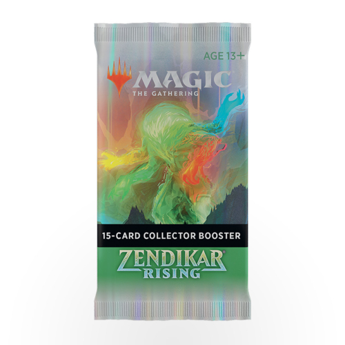 Magic: The Gathering – Zendikar Rising Collector Booster