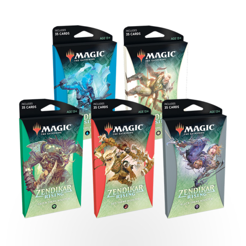 Magic: The Gathering – Zendikar Rising Theme Booster