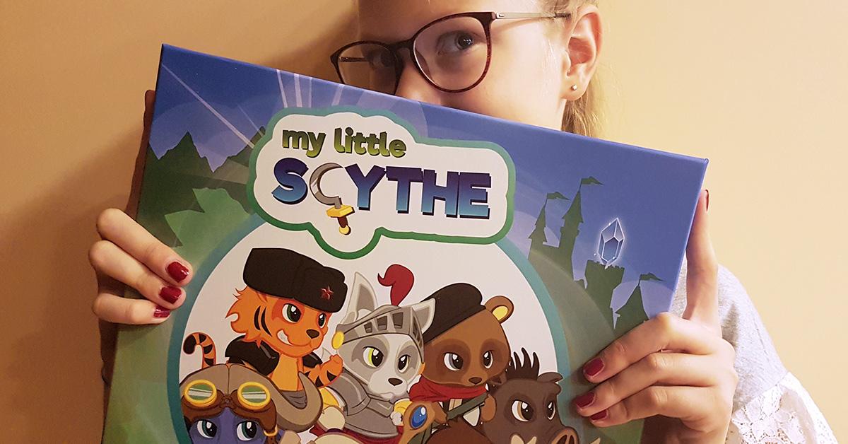 Žaidimas šeimai My Little Scythe