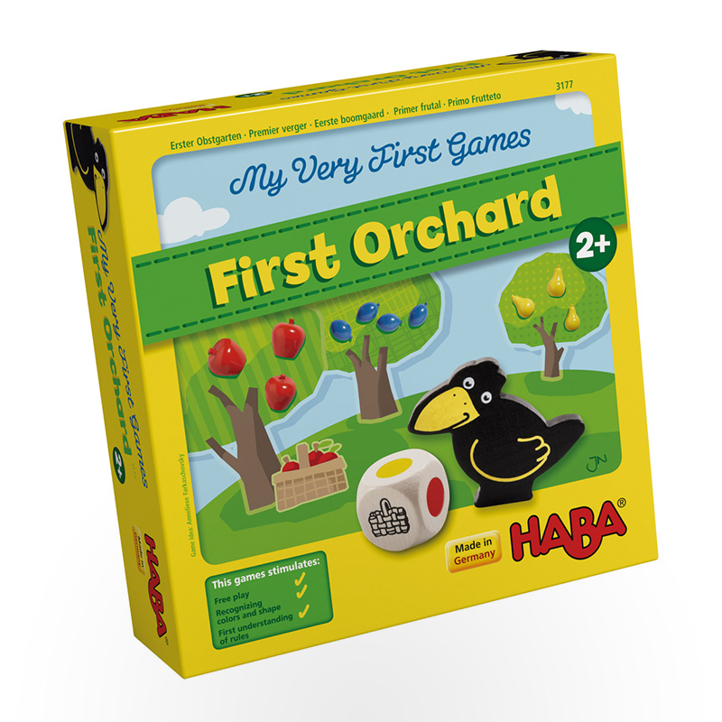 Stalo žaidimas My Very First Games - First Orchard