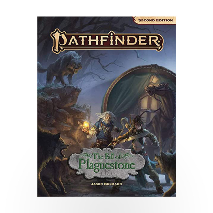 Pathfinder 2nd ed. - The Fall of Plaguestone