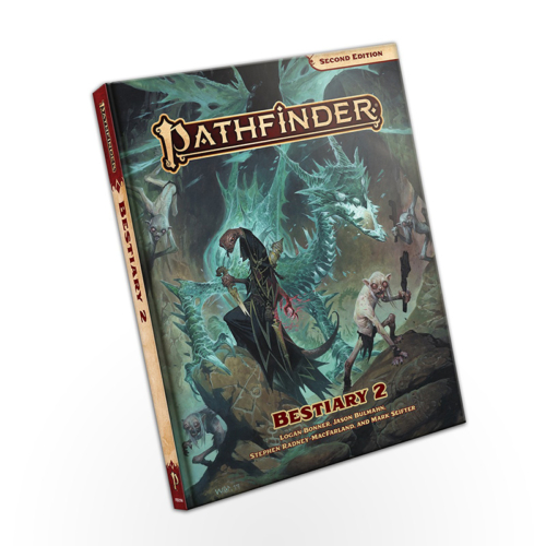 Pathfinder (2nd edition): Bestiary 2