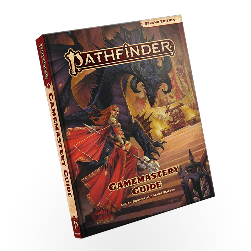 Pathfinder (2nd edition) Gamemastery Guide