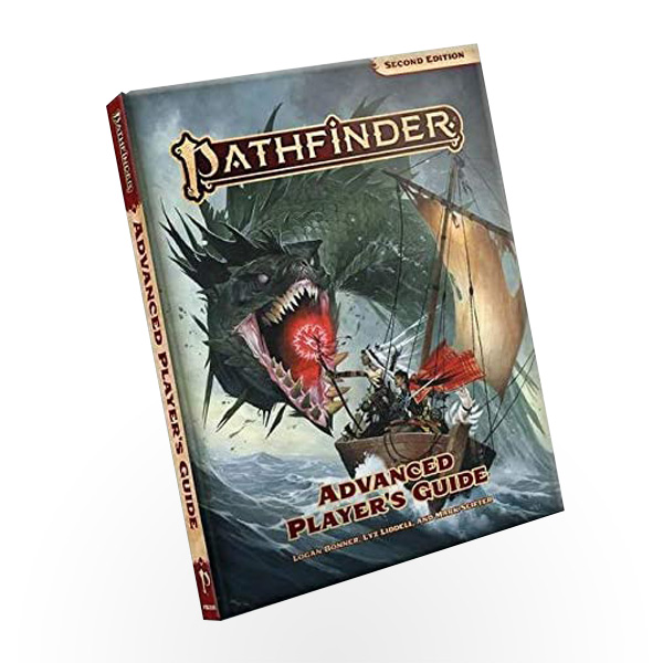 Pathfinder - Advanced Player's Guide