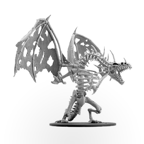 Pathfinder Battles Deep Cuts – Gargantuan Skeletal Dragon