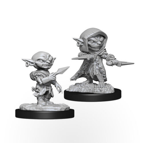 Pathfinder Battles Deep Cuts – Goblin Male Rogue