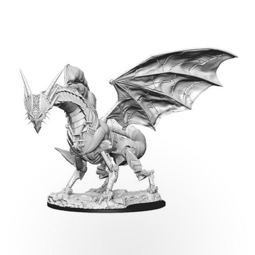 Pathfinder Battles Deep Cuts Miniatures - Clockwork Dragon