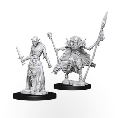 Pathfinder Battles Deep Cuts Miniatures - Ghouls