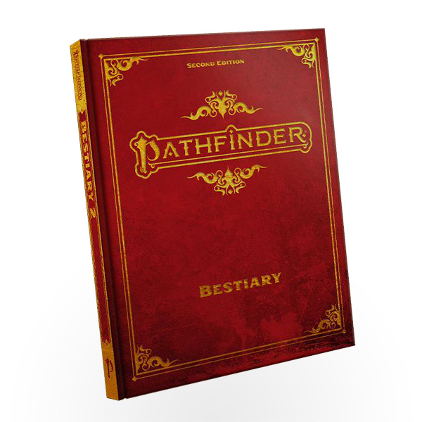Pathfinder - Beastiary - Special Edition