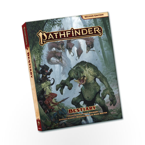 Pathfinder Bestiary - Pocket Edition