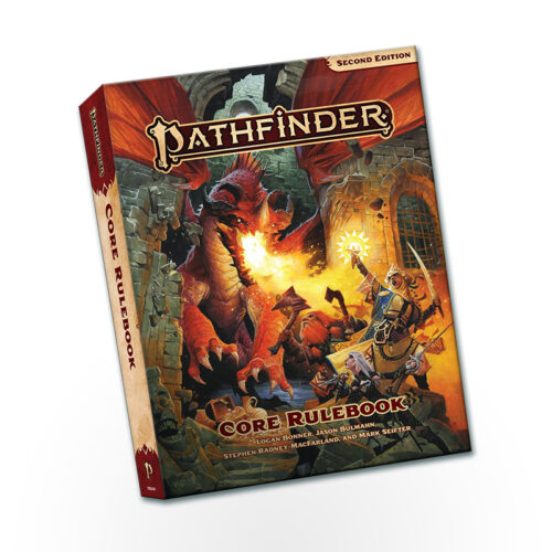 Pathfinder Core Rulebook - Pocket Edition