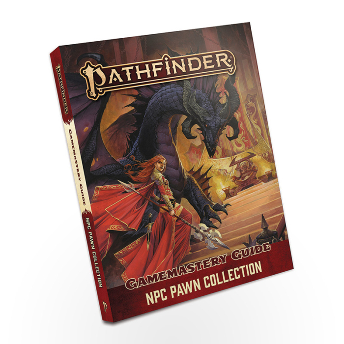 Pathfinder Gamemastery Guide NPC Pawn Collection