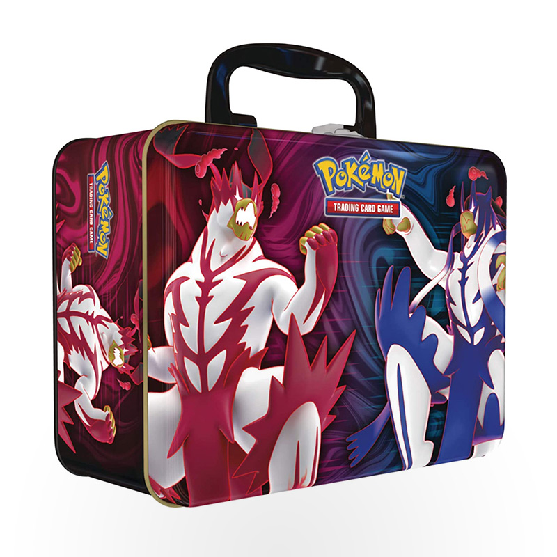 Pokemon TCG: Sword and Shield Collector's Chest Spring 2021
