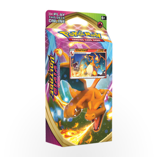 Pokemon TCG: Vivid Voltage Theme Deck - Charizard