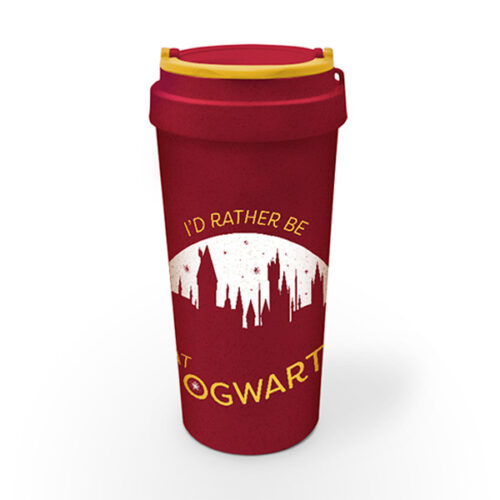 Pyramid Eco Mugs - Harry Potter (Rather Be at Hogwarts)