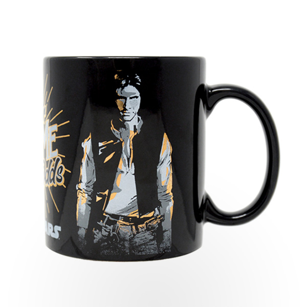 Pyramid Foil Mugs - Star Wars (Never Tell Me The Odds)