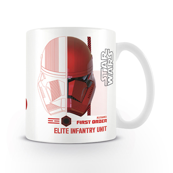 Pyramid Everyday Mugs - Star Wars: The Rise of Skywalker (Sith Trooper)