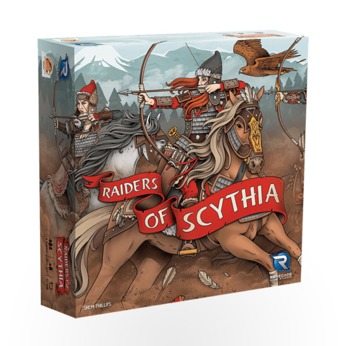 Stalo žaidimas Raiders of Scythia