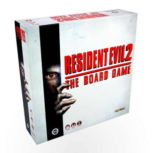 Stalo žaidimas Resident Evil 2: The Board Game