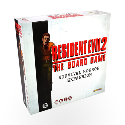 Resident Evil 2: The Board Game - Survival Horror