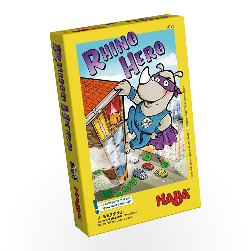 Board game Rhino Hero