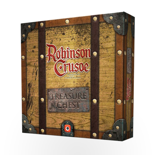 Stalo žaidimas Robinson Crusoe: Treasure Chest