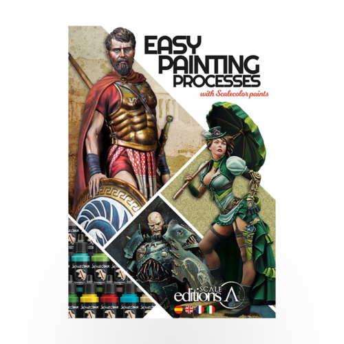 Scale 75 - EASY PAINTING PROCESSES
