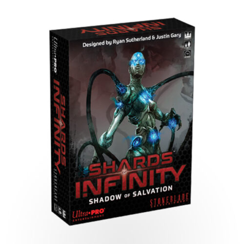 Stalo žaidimas Shards of Infinity: Shadow of Salvation