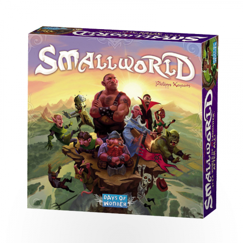 stalo žaidimas small world